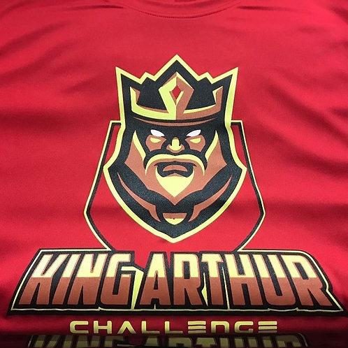 King Arthur Challenge Tech Training Shirt