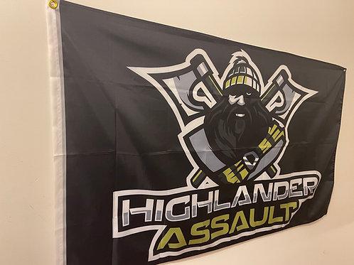 Highlander Battle Flag