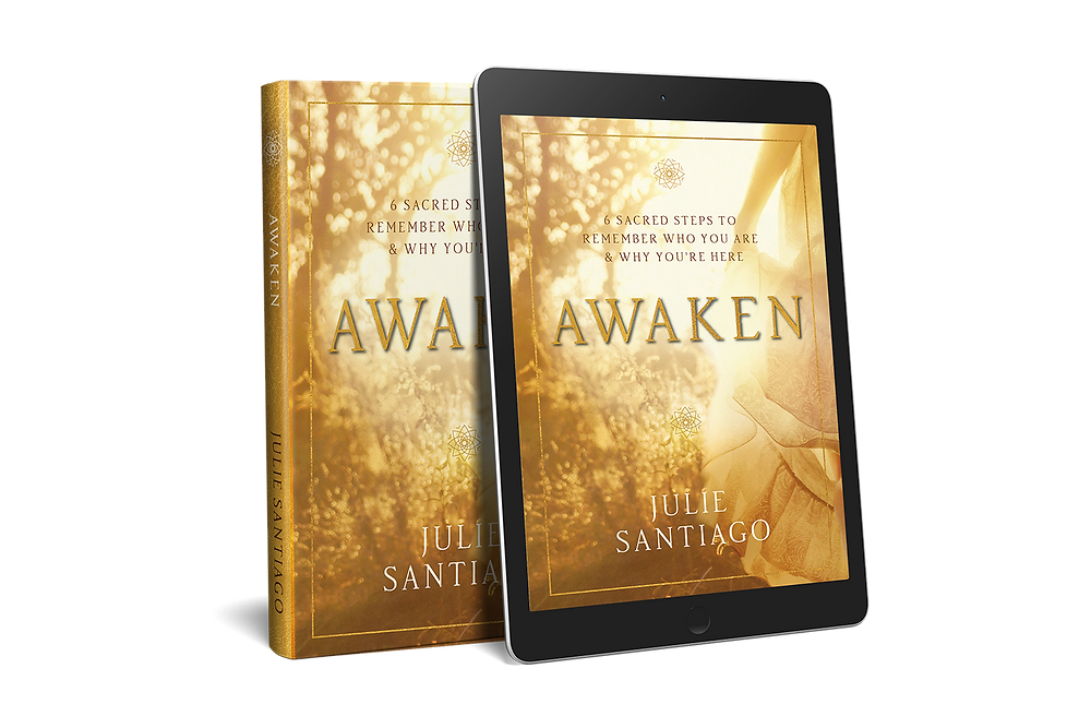Awaken book by Julie Santiago