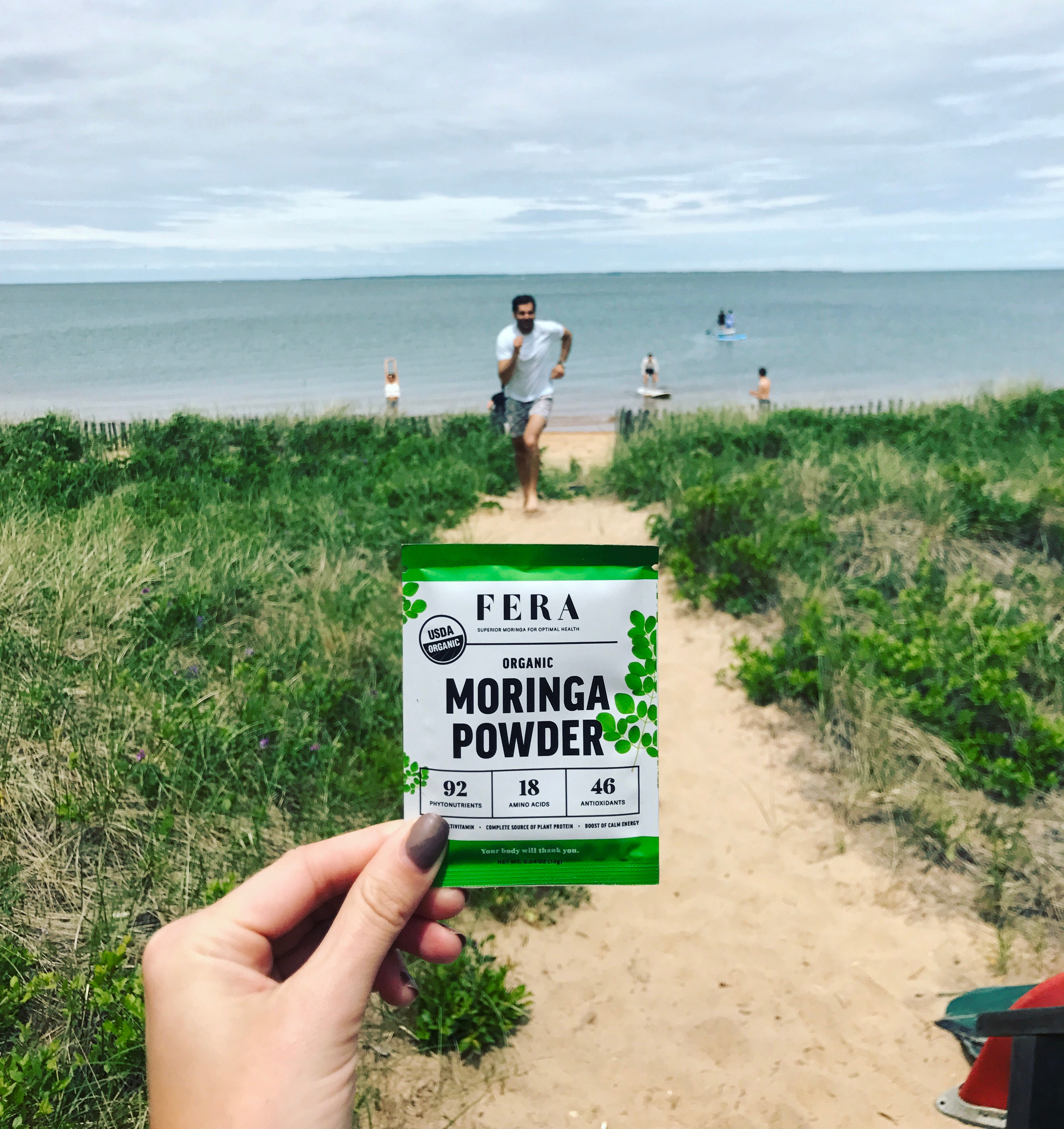 Moringa Powder 10g (20 packets)
