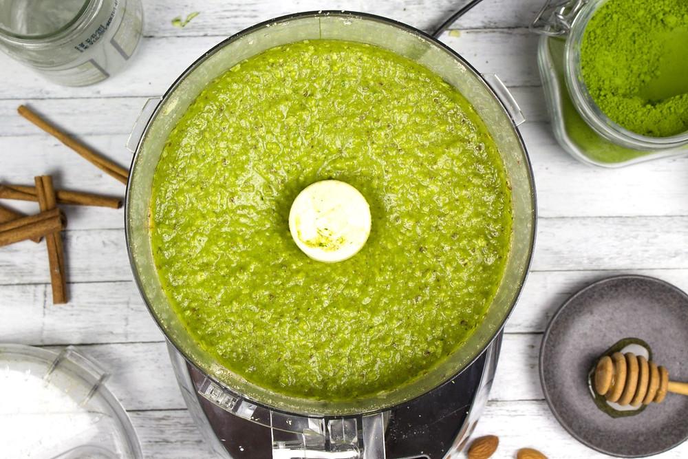 Moringa  & Zucchini Muffins