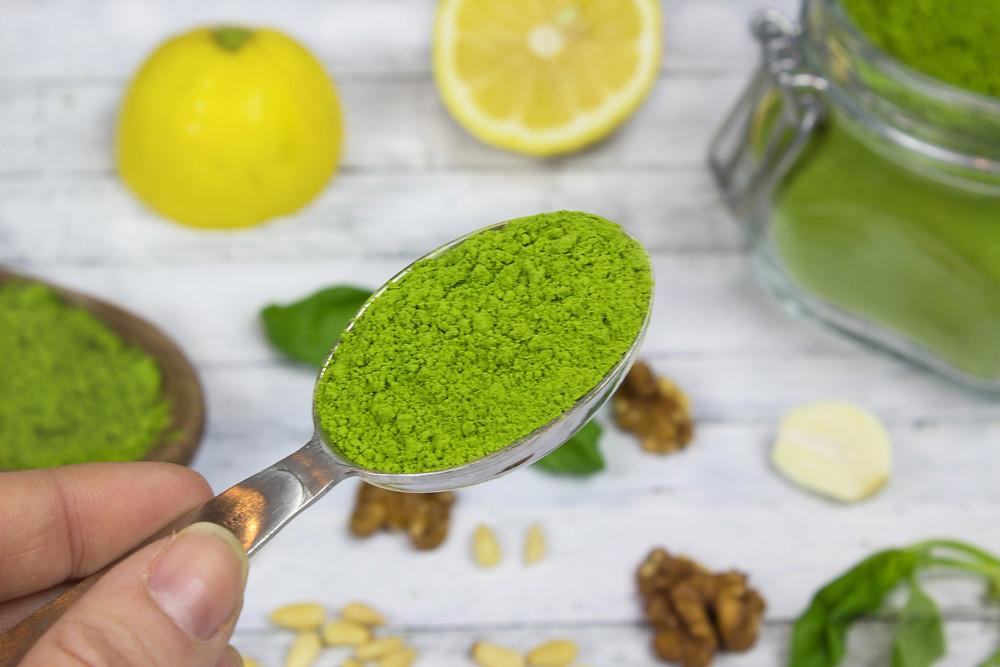 Moringa Pesto Sauce Ingredients