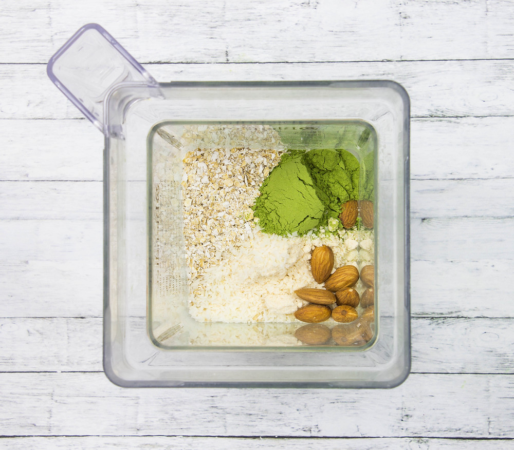Vegan/GF Moringa Pearl Ingredients