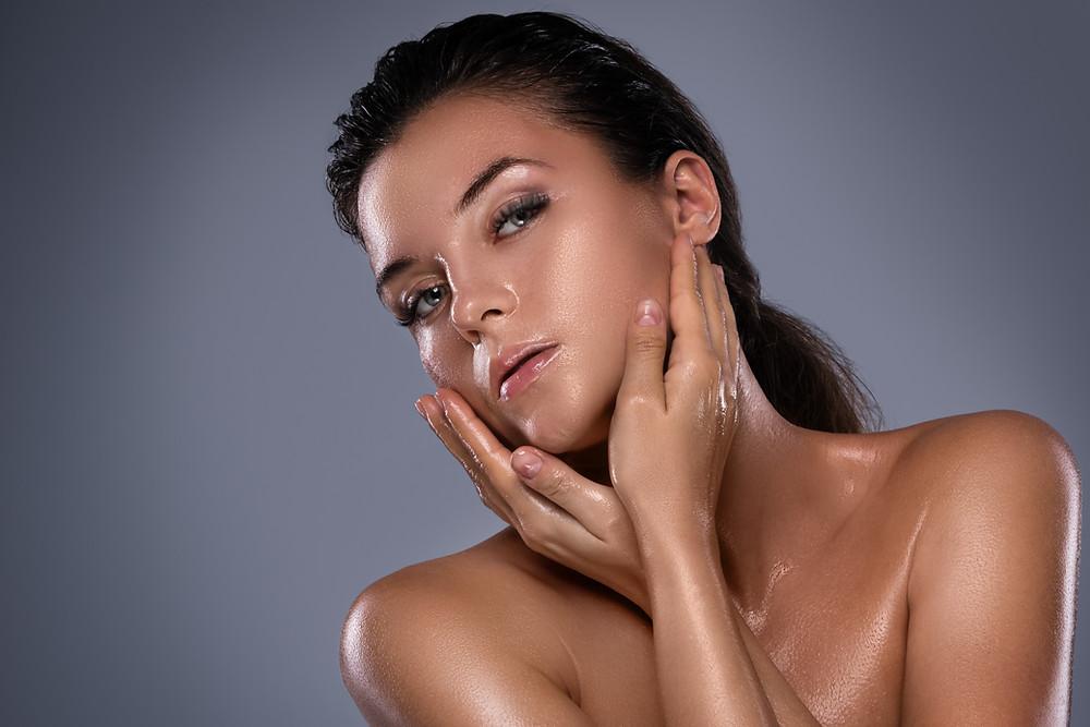 Moringa to make skin glow