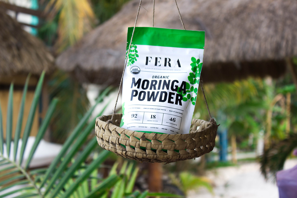 FERA Moringa Powder in the Tropics