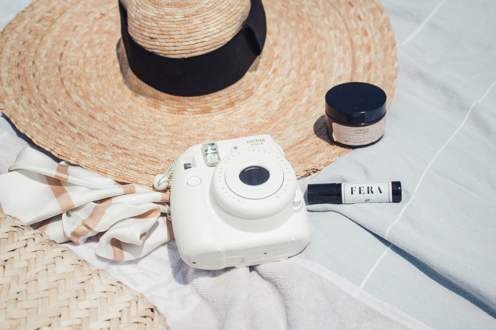 12 Beach Essentials For The Wellness Lover