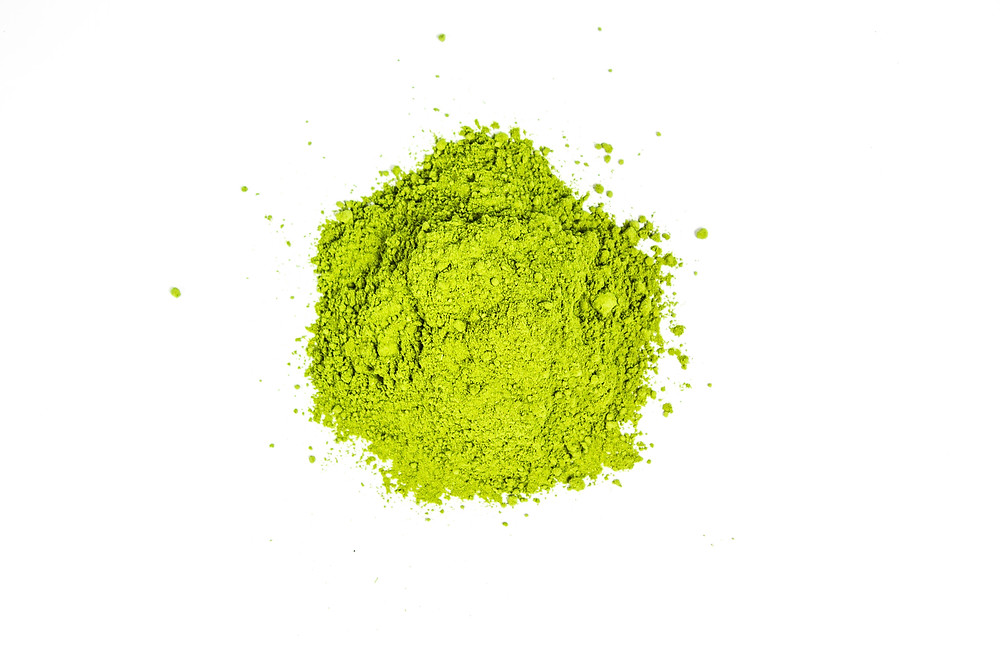 FERA Moringa Powder in a Glass Jar