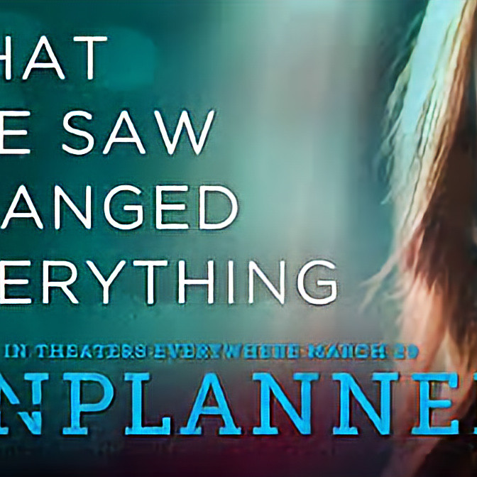 UNPLANNED - The Singapore Charity Movie Premiere (with Buffet Dinner)