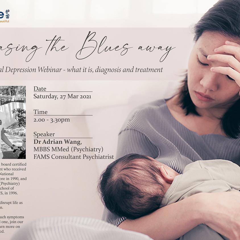 Free Webinar! Chasing the Blues Away!