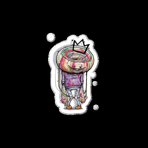 GERTRUDE GUMDROP sticker