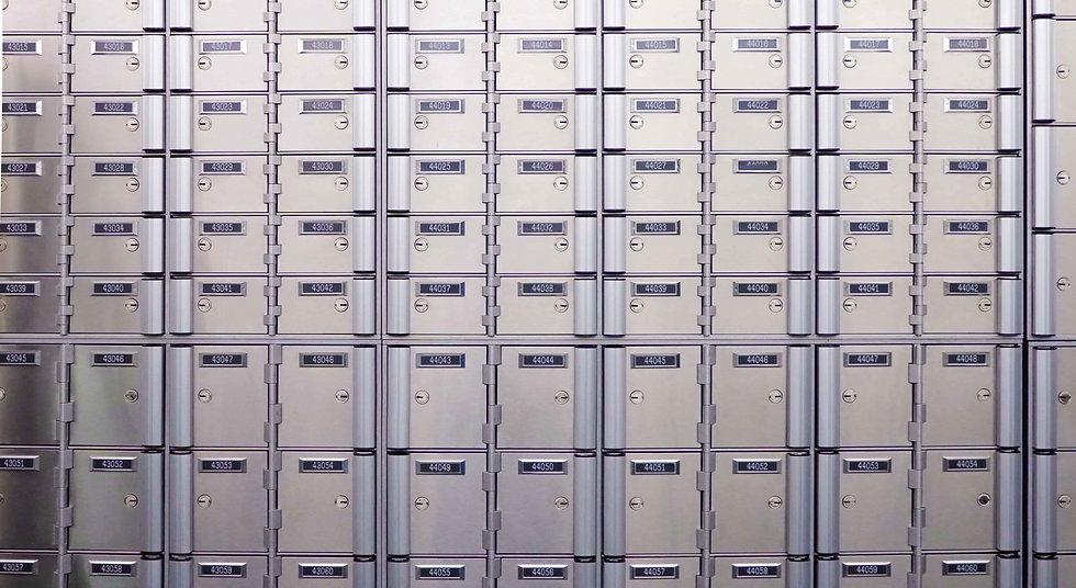 Renta de Caja de Seguridad Bancaria 51-m