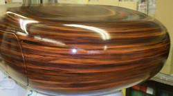 Macassar Wood Graining EDIT