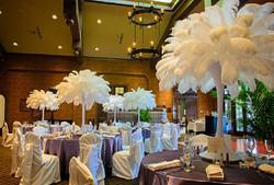 White Feather Wedding