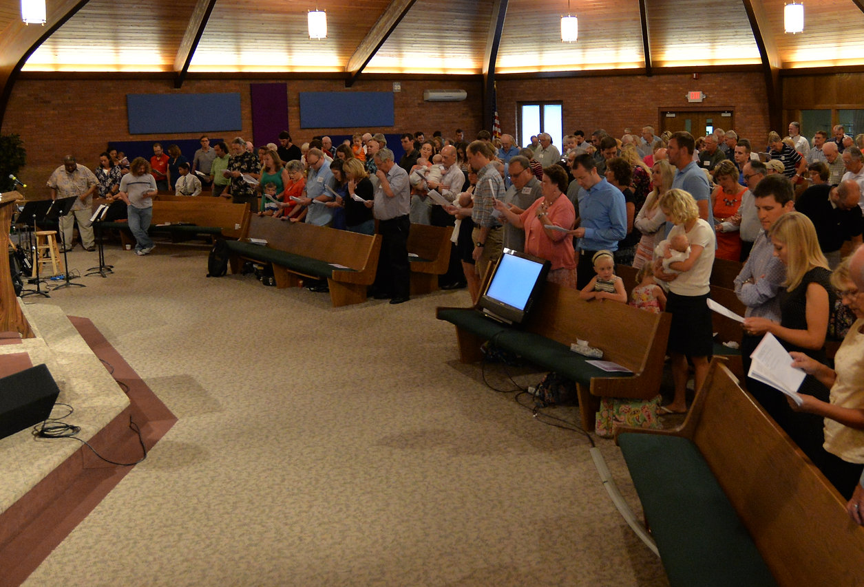 Sunday Morning Worship Celebration at Midland Refomed Church