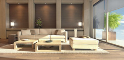 Timber Floorboards Display Suite