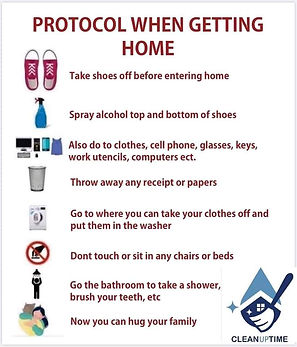 Home Safety Protocol