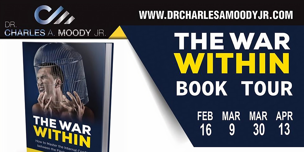 The War Within Book Tour