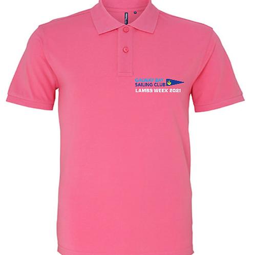 Lambs Week 2021 Polo Shirt