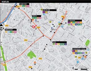 Bedrijfsvervoersplan Erasmushogeschool Brussel