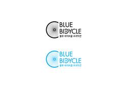 Blue Bicycle Production Logo
