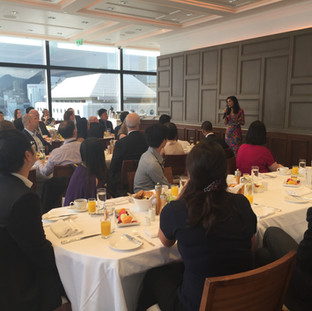 Breakfast Briefing at The American Club (7/6/16)