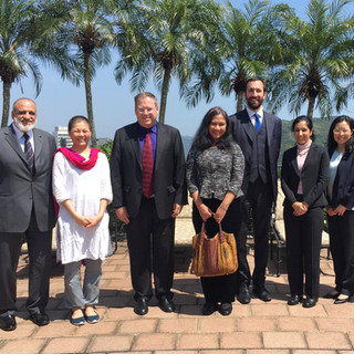 International Day for Elimination of Racial Discrimination luncheon hosted by U.S. Consul General (20/3/17)