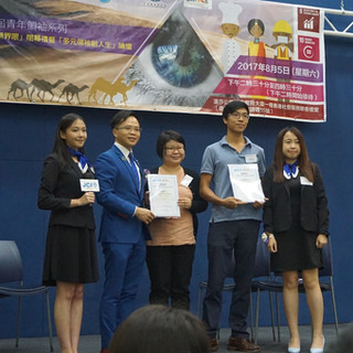 Speaking at JCI Harbour Event (5/8/17)