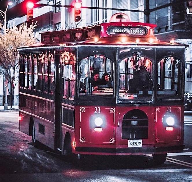Richmond Virginia Trolley