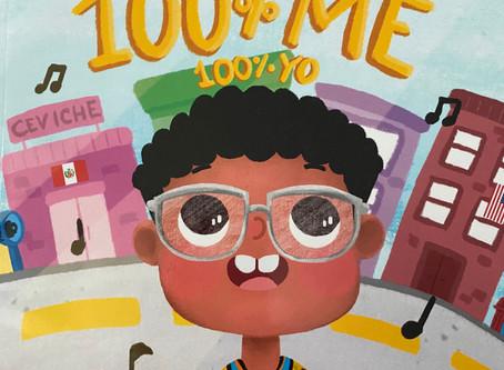 Bilingüe Book Buddy: 100% Me
