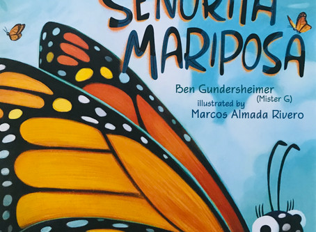 Bilingüe Book Buddy: Señorita Mariposa