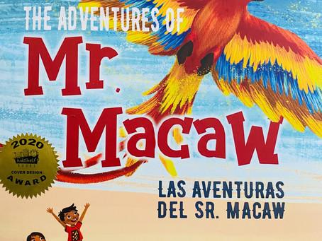 Bilingue Book Buddy: Las Aventuras del Sr. Macaw