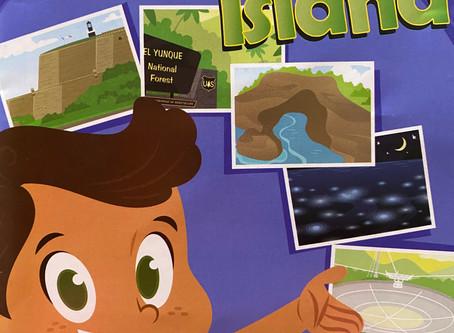 Bilingüe Book Buddy: Luisito's Island