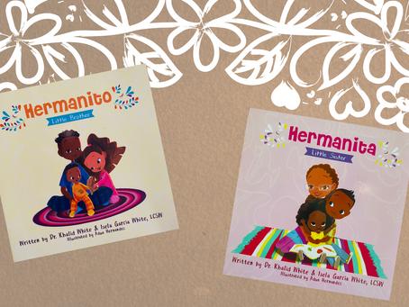 Bilingüe Book Buddy: Hermanita / Hermanito