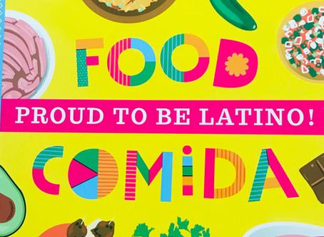 Bilingüe Book Buddy: Proud to be Latino Food/Comida