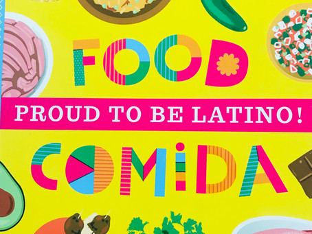 Bilingüe Book Buddy: Proud to be Latino Food/Comida