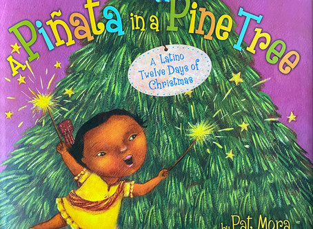 Bilingüe Book Buddy: A Piñata in a Pine Tree