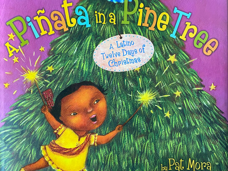 Bilingüe Book Buddy: A Piñata in a Pine Tree