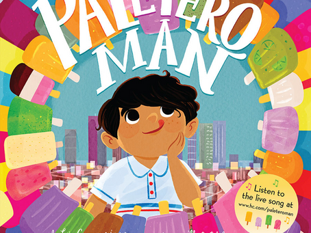 Bilingüe Book Buddy: Paletero Man