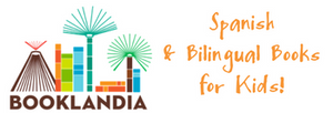 Booklandia Book Box Subscription Logo.