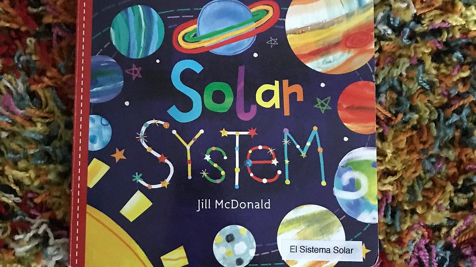 Translation Labels: Solar System by J. McDonald