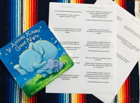 Creating Bilingual Books