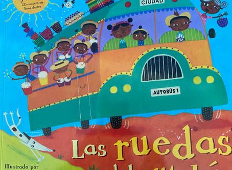Bilingüe Book Buddy: Las Ruedas del Autobús