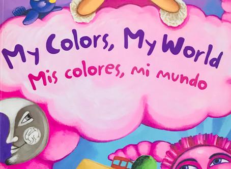 Bilingüe Book Buddy: My Colors, My World