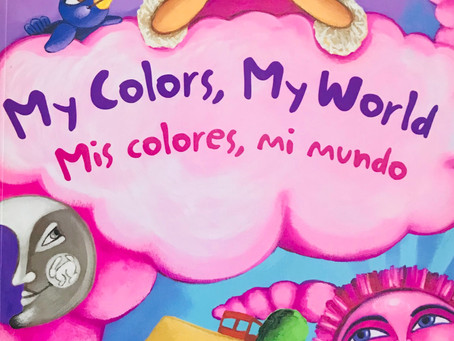 Bilingüe Book Buddy: My Colors, My World