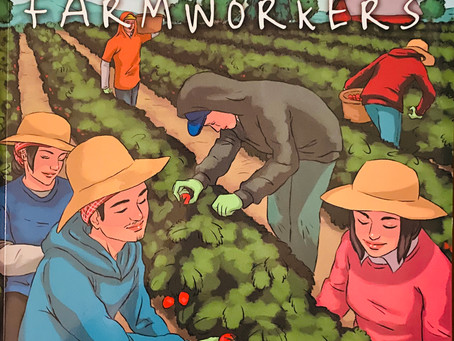 Bilingüe Book Buddy: Los Campesinos / Farmworkers