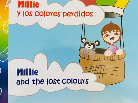 Bilingüe Book Buddy: Millie y Los Colores Perdidos