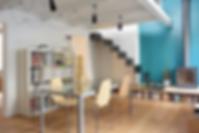progetto di interni dello studio di architettura VERT | ristrutturazione e studio interior design