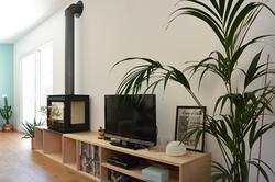 Casa unifamiliare FM soggiorno