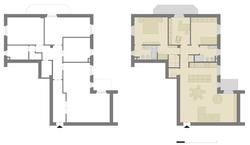 Ristrutturazione appartamento CC