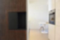 progetto di interni dello studio di architettura VERT   ristrutturazione di appartamento con arredo su misura
